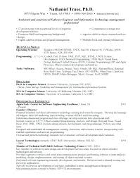 Best Resume Software Gorgeous Resume For Software Engineer Fresher Fast Lunchrock Co Simple Resume