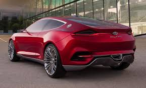 2017 Ford Thunderbird Price and Concept - AutosDrive.Info