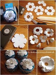 Paper Flower Punches 108 Best Flowers Images On Pinterest