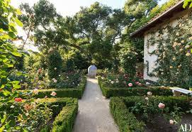 marc appleton creates a rustic mediterranean inspired garden architectural digest