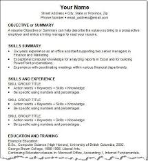 writing a resume summary section   cover letter and cv ukwriting a resume summary section resume summary section resume and cover letter writing write a resume