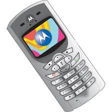 motorola old mobile phones. vector old colored motorola mobile phone illustration | free gallery download phones