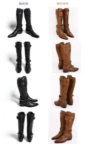 leather lace up boots long mens mens knee high boots long