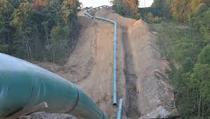 Welding Pipeline Enbridge Maintains Safety While Improving Welding