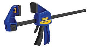 IRWINQUICK-GRIPOne-Handed Bar Clamp, Medium-Duty, 18