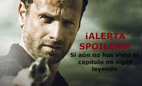 The Walking Dead: Resumen 3X16