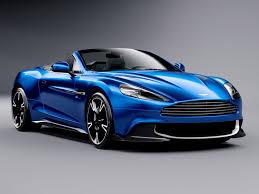 Aston Martin Reveals Vanquish Volante S Convertible | WIRED