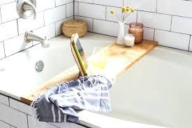 surprising bathtub trays wooden bathroom teak bath and beyond pertaining to wood bath caddy designs wood bath caddy south africa