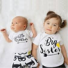Small brother or big girl