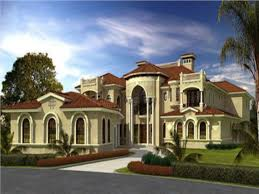 Luxury Home Mediterranean Style House Plans Tuscan Style Homes