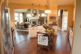 Kitchen Snack Bar The Courtlynn Home Design Demlang Builders Sussex Wi