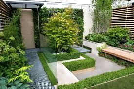 Small Picture Exellent Modern Front Garden Ideas Australia Yard Landscaping
