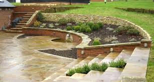Small Picture Landscaping Ideas For Sloping Gardens Garden ideas and garden design
