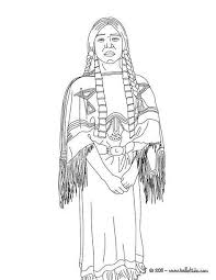 Image Result For Native American Indian Coloring Pages Coloring