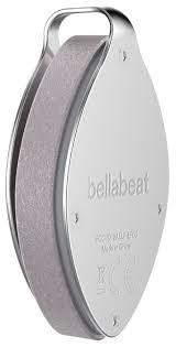 Купить <b>Шагомер Bellabeat Leaf Chakra</b> серый/серебристый ...