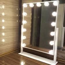 lighting for vanity makeup table. Image Is Loading 15-Led-Bulbs-Hollywood-Vanity-Makeup-Mirror-with- Lighting For Vanity Makeup Table D