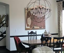 foucault orb chandelier apartment foucaults smoke crystal 60