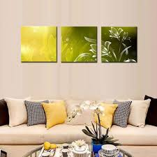 Wall Art Sets For Living Room Discount Three Piece Canvas Art Set 2017 Three Piece Canvas Art