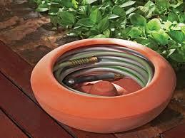 garden hose storage pot. Garden Hose Storage Pot A