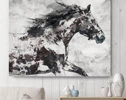 <b>Abstract horse</b> | Etsy