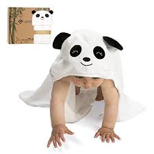 Baby Hooded Bath Towel Upsimples Organic Bamboo Baby Towel for Baby ...