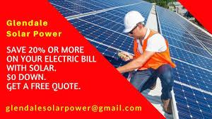 Best Solar Installation Companies In Glendale AZ- Solar Panels Glendale  Arizona