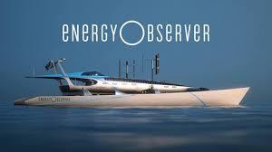 """Résultat de recherche d'images pour """"energy observer"""""""