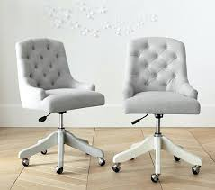 upholstered office chairs.  Office Impressive Pottery Barn Office Chair Decorating Inspiration Of Upholstered  Desk Furniture Swivel Regarding  To Chairs