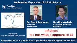 Inflation: It's not what it appears to be! on Vimeo
