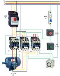 line diagram for star delta motor starter motor pinterest Three Phase Contactor Wiring Diagram razor electric scooter wiring diagram also contactor relay wiring diagram furthermore simple electrical circuit diagram also 3 phase contactor wiring diagram