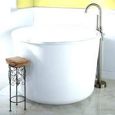freestanding bathtub drain installation tub baths