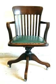 wooden school desk and chair. Vintage School Desk Antique Swivel Chair Wooden Office . And