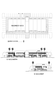 two story office building plans. Interesting Building Two Story Office Building First Floor Plan And Elevations Inside Story Office Building Plans