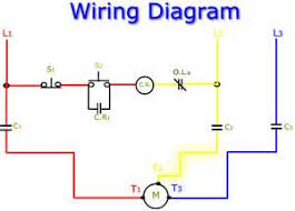 3 phase contactor wiring diagram start stop images working of dol 3 phase contactor start stop wiring diagram 3 get