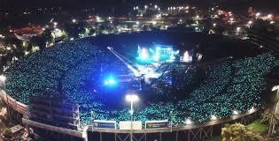 190504 Bts Concert In Rose Bowl Stadium In 2019 Bts