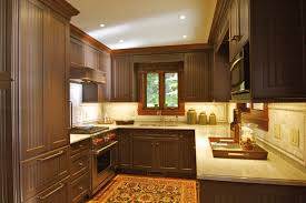 painted cabinets in kitchenPopular of Light Brown Painted Kitchen Cabinets Painting Kitchen
