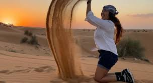 Desert Safari on Red Dunes - Dubai | FREETOUR.com