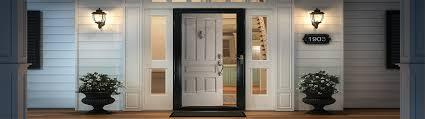 how to install a storm door blog