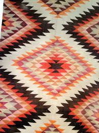 Navajo Rug Designs For Kids Navajo Rug Ca 1920 JB Moore Crystal