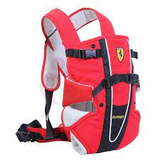 As all cybex baby carriers allow for healthy carrying positions, they were certified as 'hip healthy' by the ihdi. Baby Carrier Ferrari Babies Kids Strollers Bags Carriers On Carousell