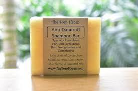the soap haven anti dandruff shampoo bar