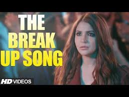 the breakup song ae dil hai mushkil arijit singh ft badshah ranbir hka aishwarya video dailymotion