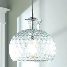 bubble pendant light s habitat liv bubble glass pendant light shade