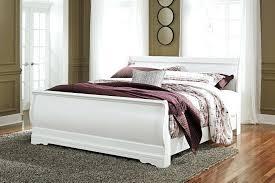 king sleigh bedroom set king sleigh bed ashley north s king sleigh bedroom set