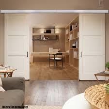 home office doors. Perfect Office Voilamart 4M Aluminum Alloy Sliding Door Track Barn Hardware Home Office  Interior Closet And Doors F