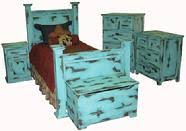 rustic kids furniture. kids turquoise bedroom set 875 twin bed chest dresser nightstand rustic kids furniture
