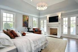 Benjamin Moore Bedroom Paint Contemporary Master Bedroom With Pebble Beach Wall  Paint Color Benjamin Moore Interior .