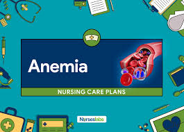 Blood Count Chart For Anemia Anemia Nursing Care Plans 5 Nursing Diagnosis 2019 Guide