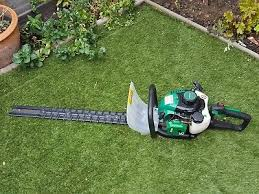 outdoor power tools garden groom ggpro pro electric hedge trimmer black green white