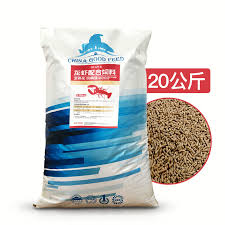 Lobster compound feed package Crayfish pellet feed Aquaculture ...